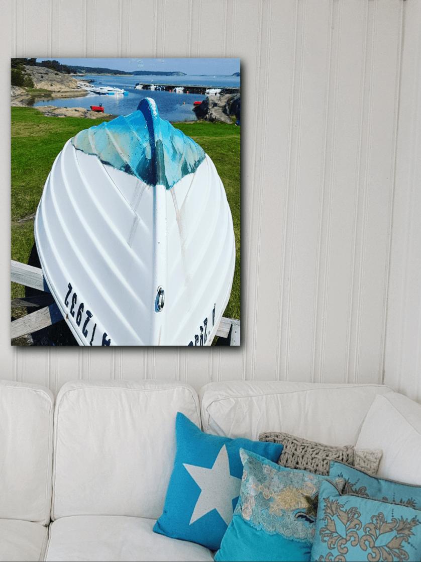 Få laget unike båtrbilder fra Nordic photodesign