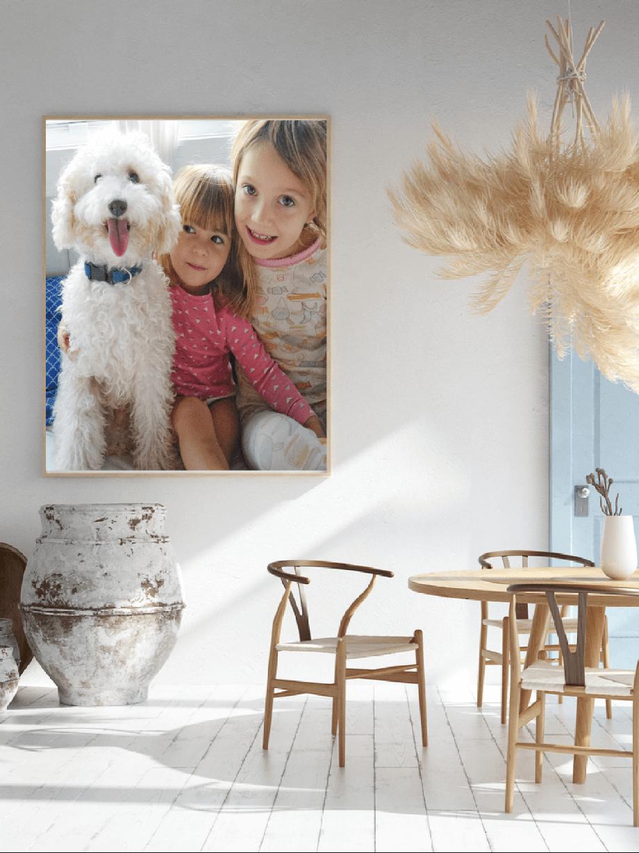Få laget et unikt barnebilde fra Nordic photodesign