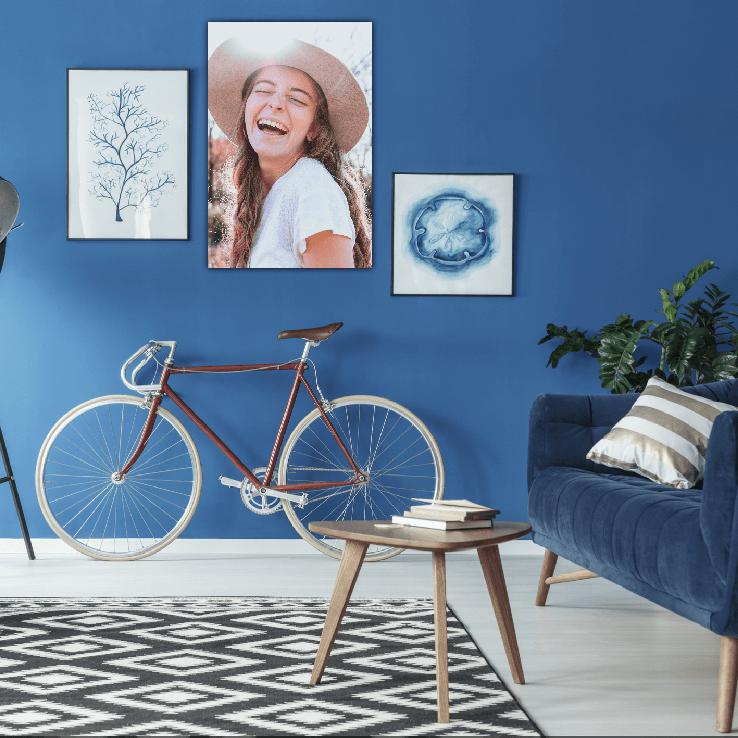Leende ungdom Nordic photodesign