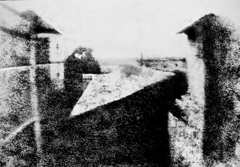 Verdens første fotografi